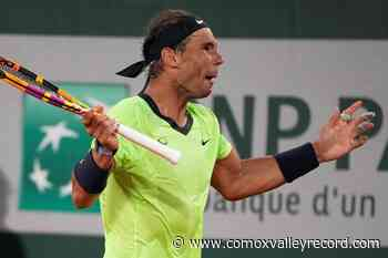 Nadal, Osaka both out for Wimbledon; she'll go to Olympics - Comox Valley Record