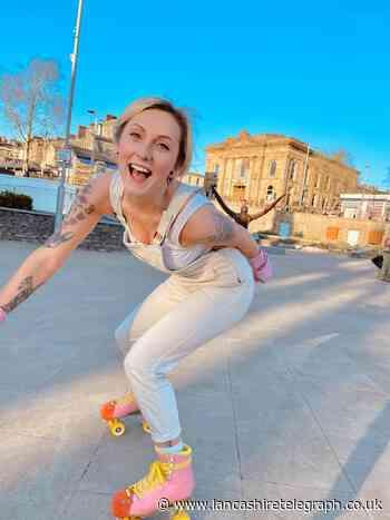 Roller skating back in trend in Darwen
