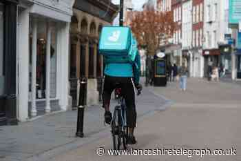 Rossendale: Deliveroo launches in East Lancashire borough