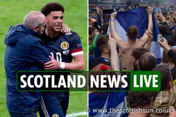 Euro 2020 news LIVE: Scotland draw with England as fans celebrate well-earned point in London... - The Scottish Sun