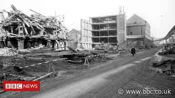 The man who captured a fading industrial Scotland - BBC News