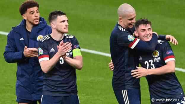 England 0-0 Scotland: 'Real hope for Scotland but a wake-up call for England' - BBC Sport