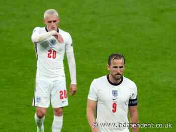 England underwhelm as Scotland earn deserved point from Euro 2020 clash - The Independent