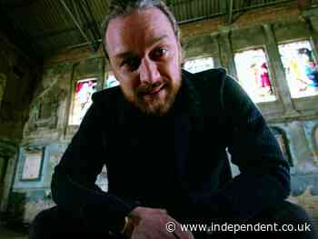 England vs Scotland: James McAvoy appears at Euro 2020 with message for Scottish fans - The Independent