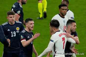 England vs Scotland: Euros prediction, kick off time today, team news, lineups, venue, h2h result, latest odds - Evening Standard