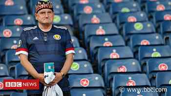 Euro 2020: Disappointment as Scotland lose opening Euro match - BBC News