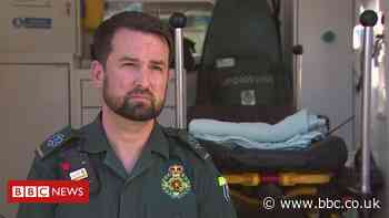 South Western Ambulance Service: Assaulted paramedic welcomes body cams