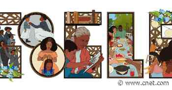 Google Doodle commemorates Juneteenth and abolition of slavery in US     - CNET