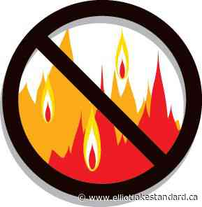 Fire ban lifted in Elliot Lake, but remains in Blind River - Elliot Lake Standard