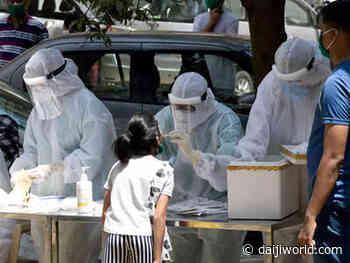 Karnataka records 5783 new coronavirus cases, 168 deaths in single day - Daijiworld.com