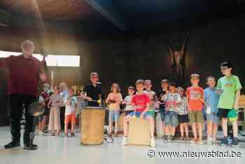 Kinderen maken kennis met folk en volksmuziek (Gooik) - Het Nieuwsblad