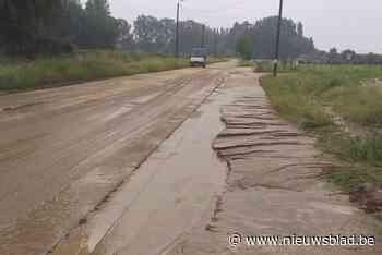 Meeste regen gemeten in Gooik en Pepingen - Het Nieuwsblad