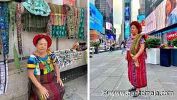 María Tuch y Sara Mendoza, de Santiago Atitlán, expusieron artesanías en Nueva York - Guatemala.com