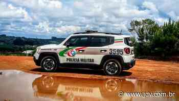 Homem é preso por descumprimento de medida protetiva em Guaramirim - Jornal do Vale do Itapocu