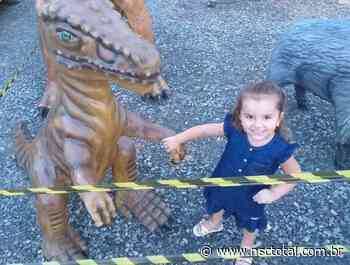 "Mãe de menina de 5 anos morta pelo pai em Guaramirim desabafa: ""Consegui falar que a amava"" | NSC To - NSC Total"