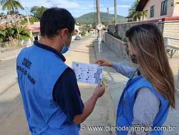 Guaramirim segue com orientações visando o combate da dengue - Diário da Jaraguá