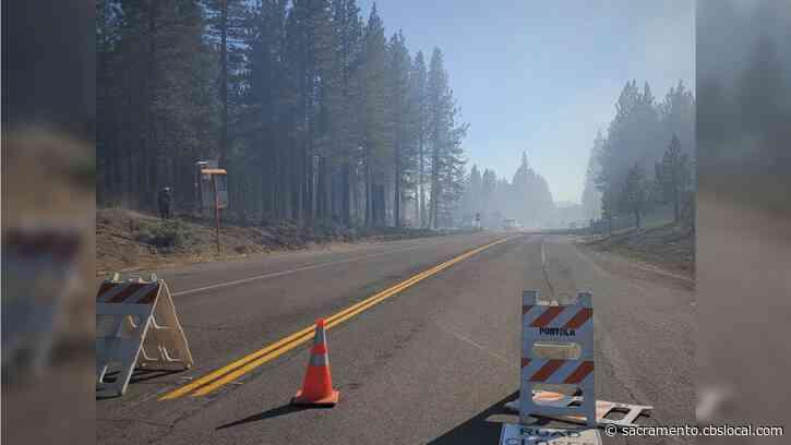 Man Arrested After Portola Fire Destroys 3 Homes, Plumas Sheriff Says