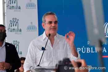 Presidente Abinader iniciará construcción de puente Sabaneta en La Vega y circunvalación en Moca - Diario Libre