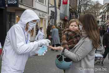 Geen mondmasker meer voor fietsers in centrum (Turnhout) - Gazet van Antwerpen
