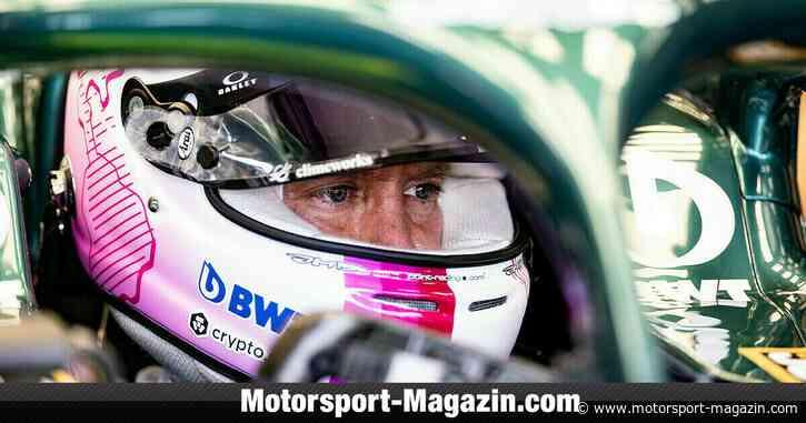 Formel 1 Frankreich: Sebastian Vettel erklärt Trainingsunfall - Motorsport-Magazin.com