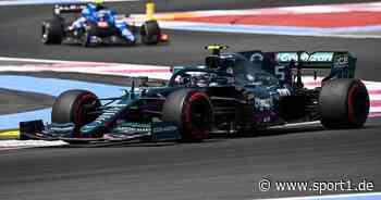 Formel 1: Vettel und Schumacher fliegen in Chaos-Training ab - SPORT1