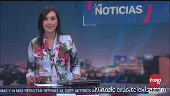 Las Noticias, con Karla Iberia: Programa del 18 de junio del 2021 - Noticieros Televisa