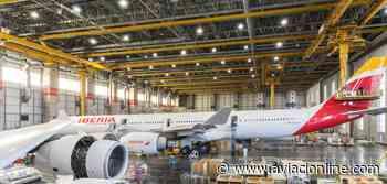 Iberia reforzará el centro de mantenimiento de Barcelona - Aviacionline.com