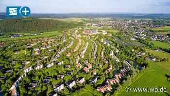 Medebach: Center Parcs schafft neues Angebot für die Region - Westfalenpost