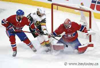 Minus Ducharme, Anderson and Price lead Habs to OT win and series lead over Knights