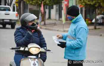 Campaña de prevención exitosa: creció el uso del casco en Venado Tuerto - Sin Mordaza