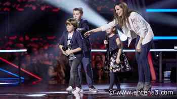 Rosario Flores elige a Jesús Montero en las Batallas de 'La Voz Kids' - Antena 3