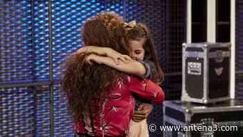 Rosario Flores roba a Nazaret Moreno en las Batallas de 'La Voz Kids' - Antena 3