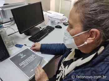 Montenegro vacina pessoas a partir dos 55 anos em dois postos de saúde - Fato Novo
