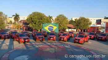 Nissan entrega Frontier para o Corpo de Bombeiros do Rio de Janeiro - Portal Carsughi - Bol - Uol