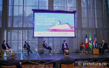 Prefeito participa de debate sobre a retomada econômica do Rio de Janeiro - Prefeitura da Cidade do Rio de Janeiro - prefeitura.rio - Prefeitura do Rio