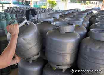 Alguns locais do Rio de Janeiro já têm gás de cozinha a R$ 100 - Diário do Rio de Janeiro