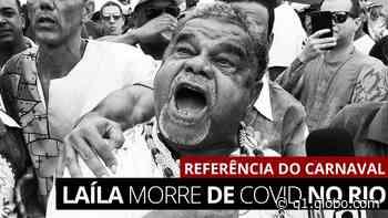 Laíla, diretor de carnaval, morre no Rio - G1