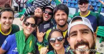 Rio de Janeiro recebe a Copa do Mundo de Beach Tennis - LANCE!