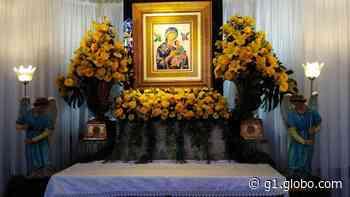 No mês da padroeira, Santuário Redentorista de Campos dos Goytacazes inicia novena - G1