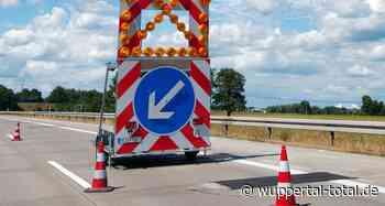 Fahrstreifen auf der A46 gesperrt - Wuppertal total: Aktuelle Nachrichten aus der Region