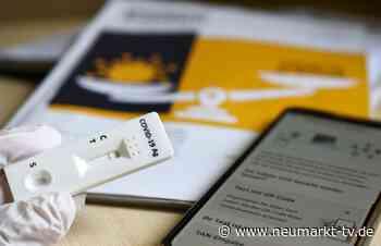 Neue Öffnungszeiten im Testzentrum des Maktes Postbauer-Heng - Neumarkt TV