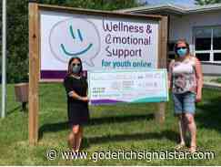 Willing to Listen – Bottle Drive completed for WES for Youth Online - Goderich Signal Star