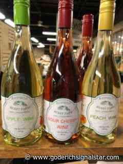 Bayfield Berry Farm now serving wine as one of Huron's first fruit wineries - Goderich Signal Star