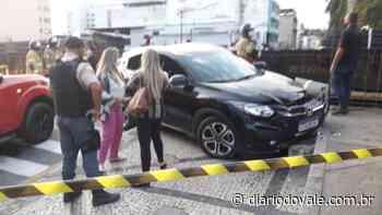 Barra Mansa registra segundo acidente entre carro e trem em menos... - Diario do Vale