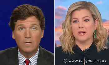 Tucker Carlson blasts CNN as an 'arm of the woke national security state'