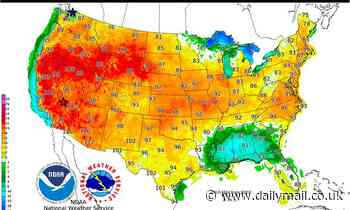Death Valley hits 129F as 'apocalyptic' heat wave affects 50M and puts huge strain on power grid