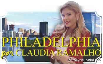 Columna de Filadelfia de Claudia Ramalho - RallyMundial.net