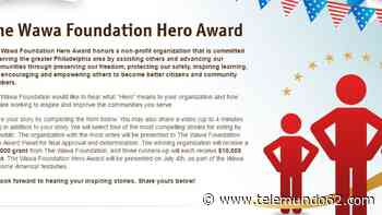 Premio a los héroes comunitarios de Wawa - Telemundo 62