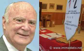 AIL Foggia non dimentica il suo fondatore, sala riunioni della sede intitolata a Michele Monaco. Evento musicale per la cerimonia - l'Immediato