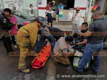 No aparece ningún responsable por desplome de alero en Centro de Coatepec - alcalorpolitico